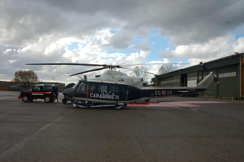Elicottero Olbia : Il nucleo elicotteri carabinieri di pisa e servizio