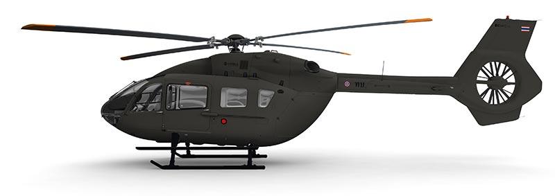 EC-145 T2 Royal Thai Army