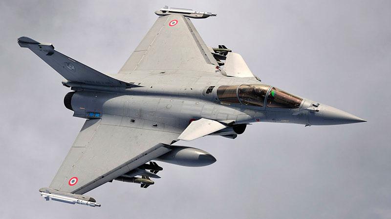 caccia Dassault Rafale