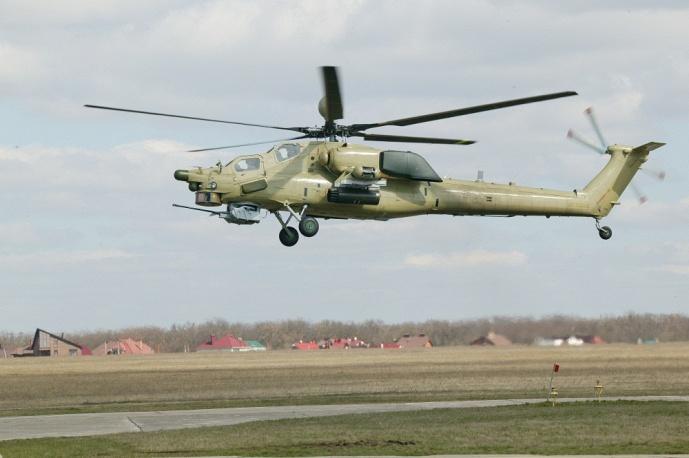 Elicottero Hercules : Russia pronta a produrre il mi ub versione dual control
