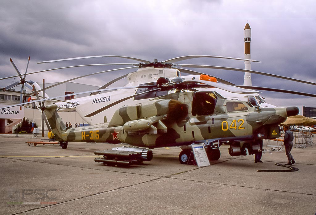 Elicottero Kamov : L elicottero da combattimento kamov ka alligator