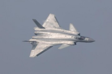 Chengdu J-20 stealth fighter
