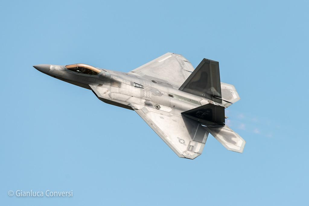 Aereo Da Caccia F 22 Raptor : Lockheed martin f raptor il caccia americano per l air