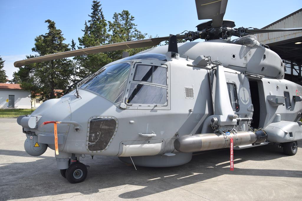 Elicottero 5 Pale : Marina militare in volo con gli sh del ° gruppo